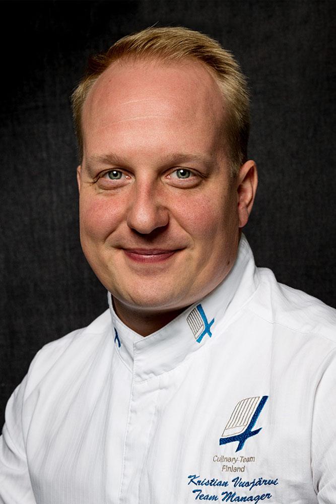 Kristian Vuojärvi