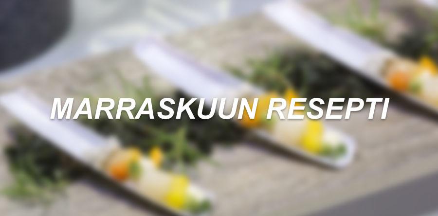 Marraskuun resepti – Pot de crèmemaitosuklaasta