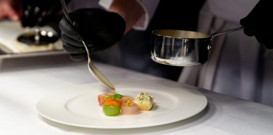 Suomen kokkimaajoukkueen pistetilanne Culinary World Cup -kilpailussa