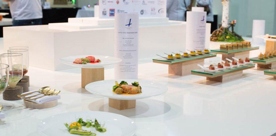 Ensimmäinen kilpailupäivä: Culinary Art ja Culinary Pastry