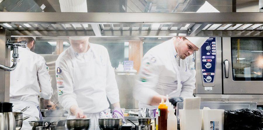 Suomen kokkimaajoukkueelle uusia kumppanuuksia